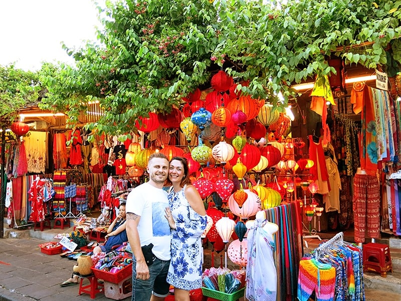 Vietnam tours 9 days Hoi An Ancient Town